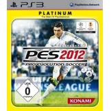 Pes 2012 - Pro Evolution Soccer [Platinum] [Import Allemand] [Jeu Ps3] PS3
