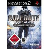 Call Of Duty 5 - World At War : Final Fronts [Import Allemand] [Jeu Ps2] PS2