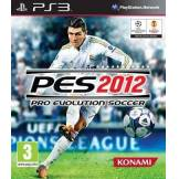 Pro Evolution Soccer 2012 (Pes 2012) PS3