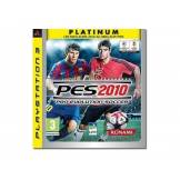 Pro Evolution Soccer 2010 Platinum - Ensemble Complet - Playstation 3 PS3