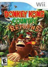 Donkey Kong Country Returns (Import Am�ricain) Wii