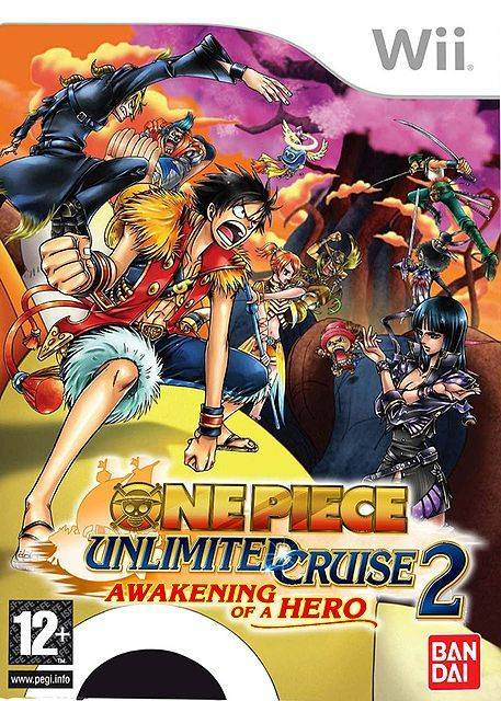 One Piece Unlimited Cruise, Episode 2 - L'�veil D'un H�ros Wii