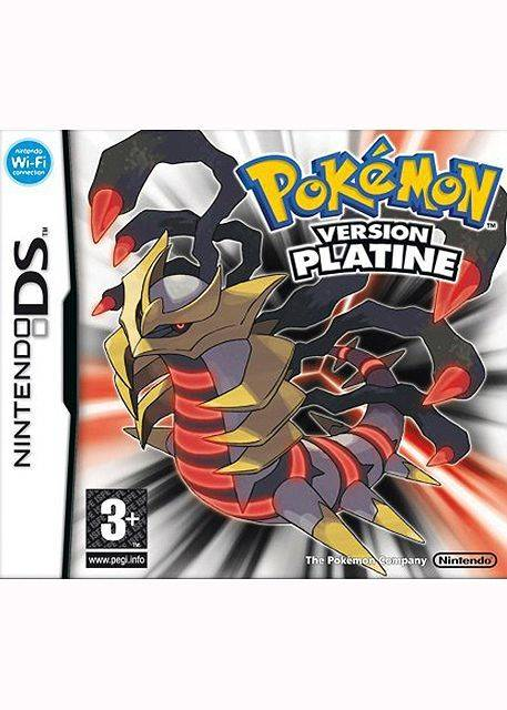 Pokemon Version Platine Nintendo DS