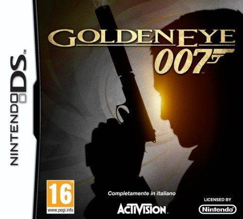 James Bond 007 : Goldeneye [Import Italien] [Jeu Ds] Nintendo DS