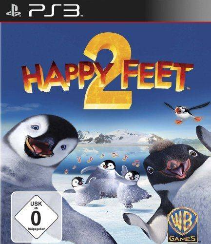 Happy Feet 2 [Import Allemand] [Jeu Ps3] PS3