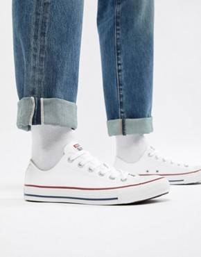 Converse - All Star Ox - Tennis - Blanc