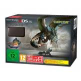 nnte Console Nintendo 3DS XL - noire + Monster Hunter Ultimate-