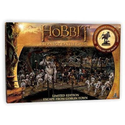 Games Workshop - The Hobbit (An Unexpected Journey) Strategy Battle Game