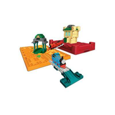 Mega Brands - Thomas et ses amis Mega Bloks jeu de construction All Aboard At