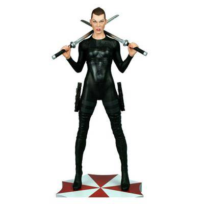 Hollywood Collectibles - Resident Evil Afterlife statuette 1/6 Ninja Alice 33 cm