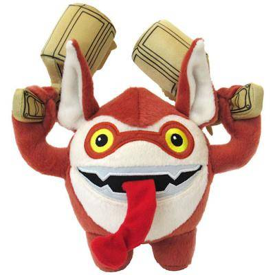 Skylanders Giants  Talking Plush  Trigger Happy  Peluche Parlante 15cm  Langue Anglais