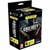 sny Oreillette sans fil Sony pour PS3 + Call Of Duty : Black Ops Platinum- Micro casque