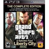 take 2 Grand Theft Auto 4 - GTA IV Edition complète - PlayStation 3