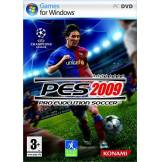 konami Pro Evolution Soccer - PES 2009 - PC