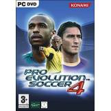 konami Pro Evolution Soccer 4 - PES 4 - PC