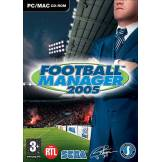 sega Football Manager 2005 - PC/Mac