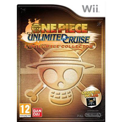 namco bandai One Piece Unlimited Cruise - L'int�grale - Nintendo Wii