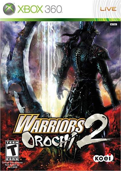 koei Warriors Orochi 2 - Xbox 360
