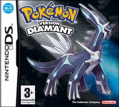 nintendo Pok�mon - Version Diamant - Nintendo DS