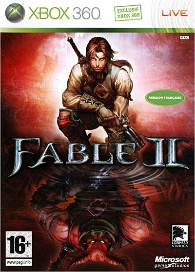 microsoft Fable 2 : Edtion Game Of The Year - Xbox 360