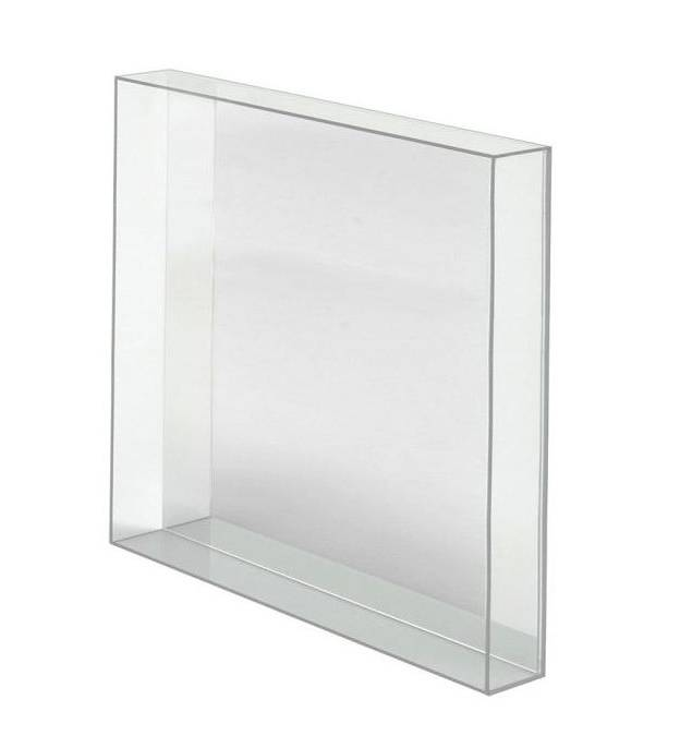 KARTELL miroir mural ONLY ME 50x50 cm (Cristal - PMMA transparent)