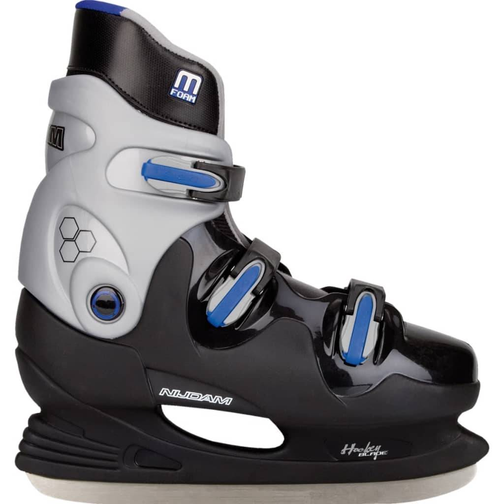 Nijdam Patins de hockey sur glace Taille 38 0089-ZZB-38