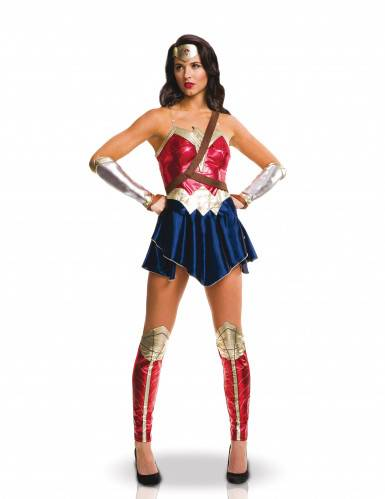 Déguisement adulte Wonder Woman movie Taille L