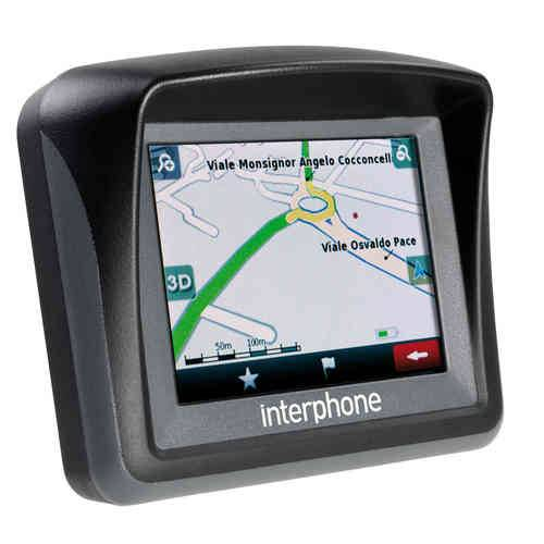 Interphone GPS Bike FullEurope Navigation moto