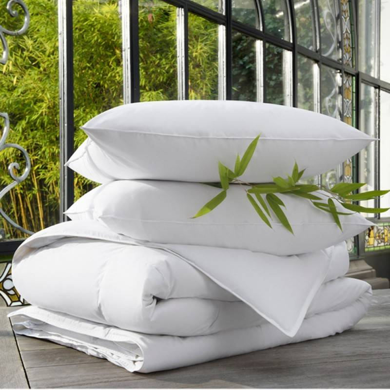 Pyrenex Pack PYRENEX Nature Couette + 2 Oreillers Taille 260 x 240 cm