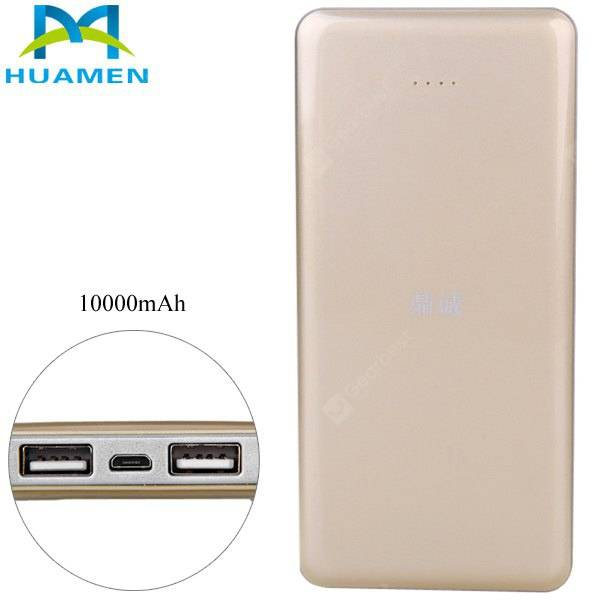 Large capacity 10000mah smart mobile power bank external battery charger with intelligent power control system design for samsung galaxy s4 i9500/s3 i9300/note 3 n9000/note 2 n7100 ipad iphone4/4s/5