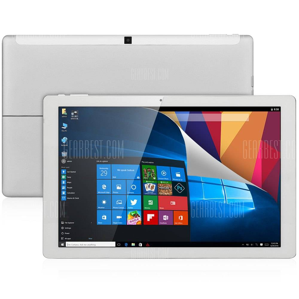 Cube iwork12 2 in 1 Tablet PC with Keyboard