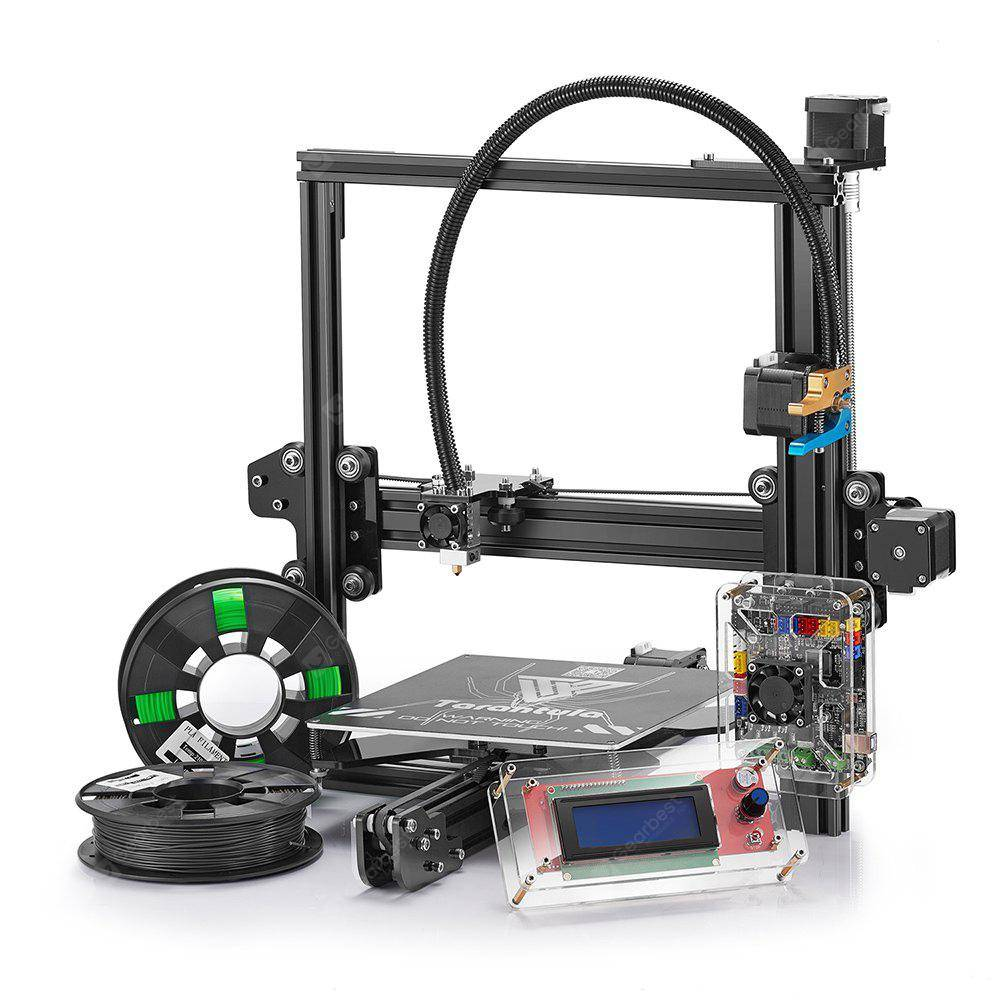 2017 Newest Tevo Tarantula Prusa I3 3D Printer DIY Kit