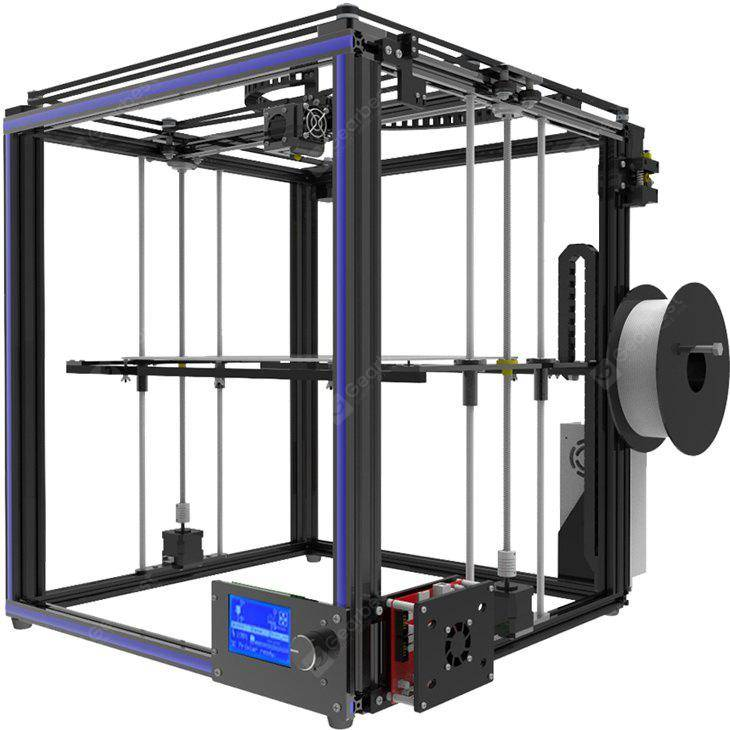 Tronxy X5S High-precision Assembly Metal Frame 3D Printer