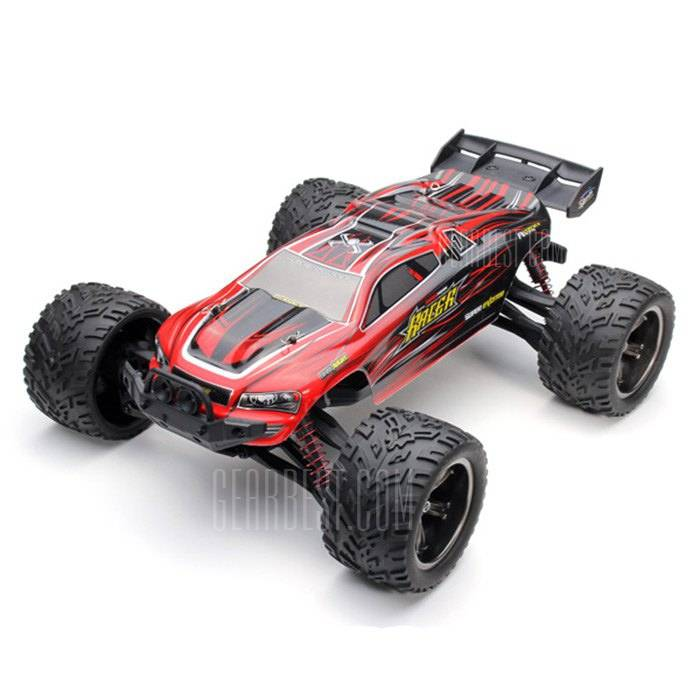 9116 1 / 12 Scale 2WD 2.4G 4 Channel RC Car Truck Toy RC Racing Truggy Toy