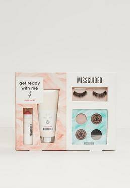 Missguided Multicolore Coffret cadeau Get Ready With Me