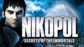 Meridian 4 Nikopol : Secrets of the Immortals