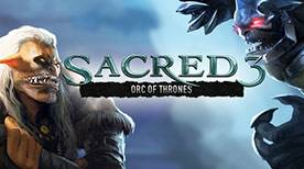 Deep Silver Sacred 3: Orc of Thrones