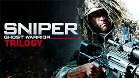 City Interactive Sniper: Ghost Warrior Trilogy