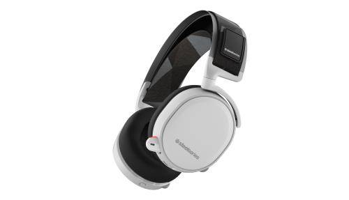steelseries Casque Steelseries Gaming Arctis 7 Blanc