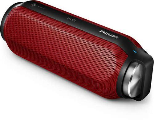 philips Enceinte portable sans fil Philips BT6600 Rouge
