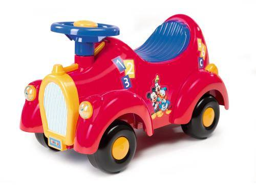 Smoby Porteur Voiture Smoby Mickey
