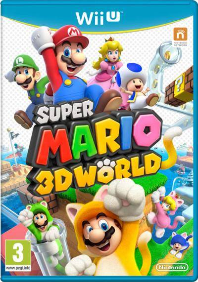 nintendo Super Mario World 3D World Wii U