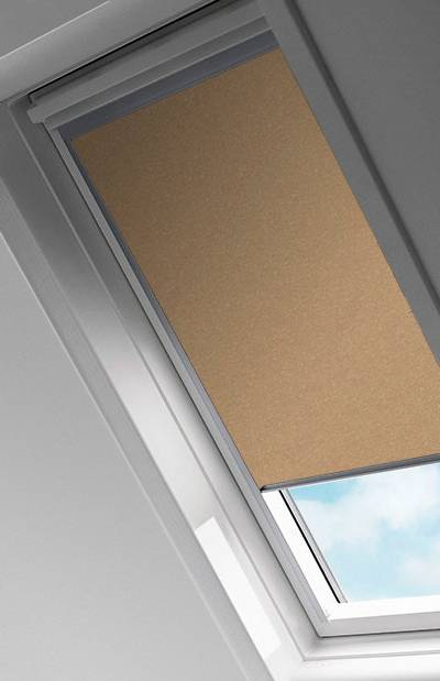Stores pour Velux® Occultants Taupe