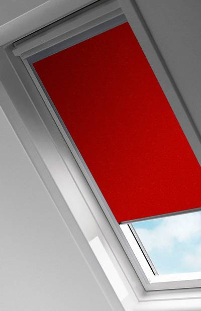 Stores pour Velux® Occultants Rouge