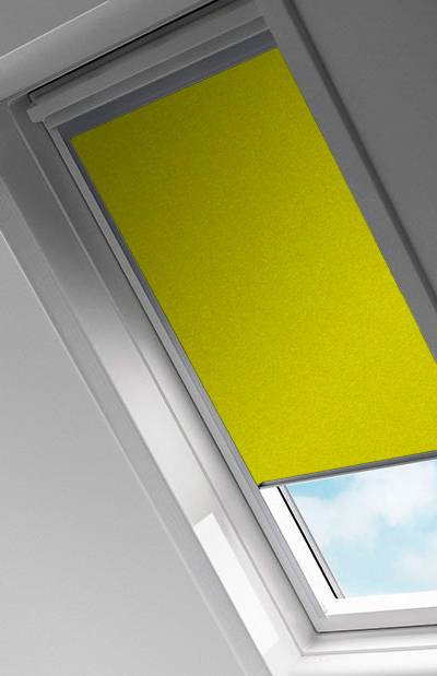 Stores pour Velux® Occultants Vert Anis