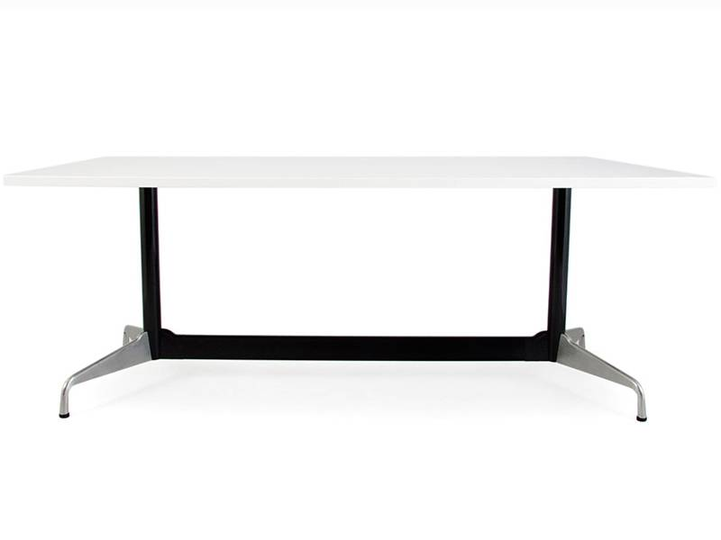 Table Eames Contract - Blanc