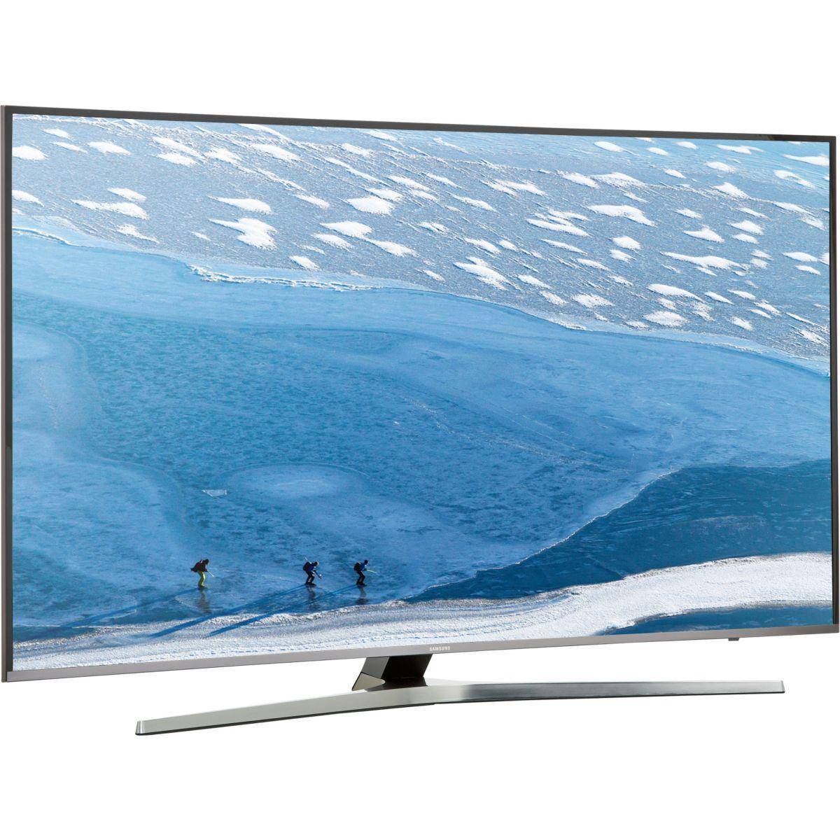 SAMSUNG Smart TV LED 4K Ultra HD 138 cm SAMSUNG UE55KU6670 incurvée