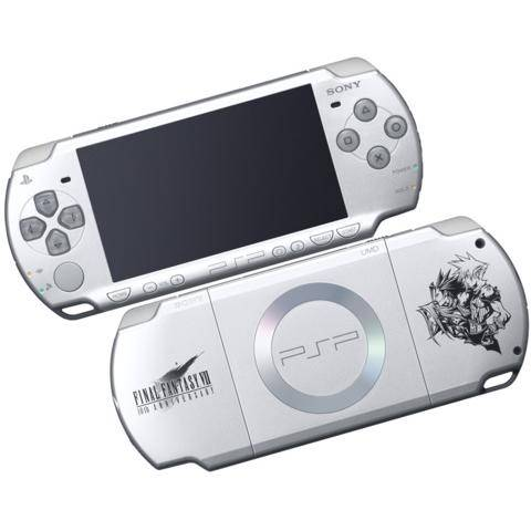 Sony Console Sony PSP 2000 Slim & Lite 4Go Argent