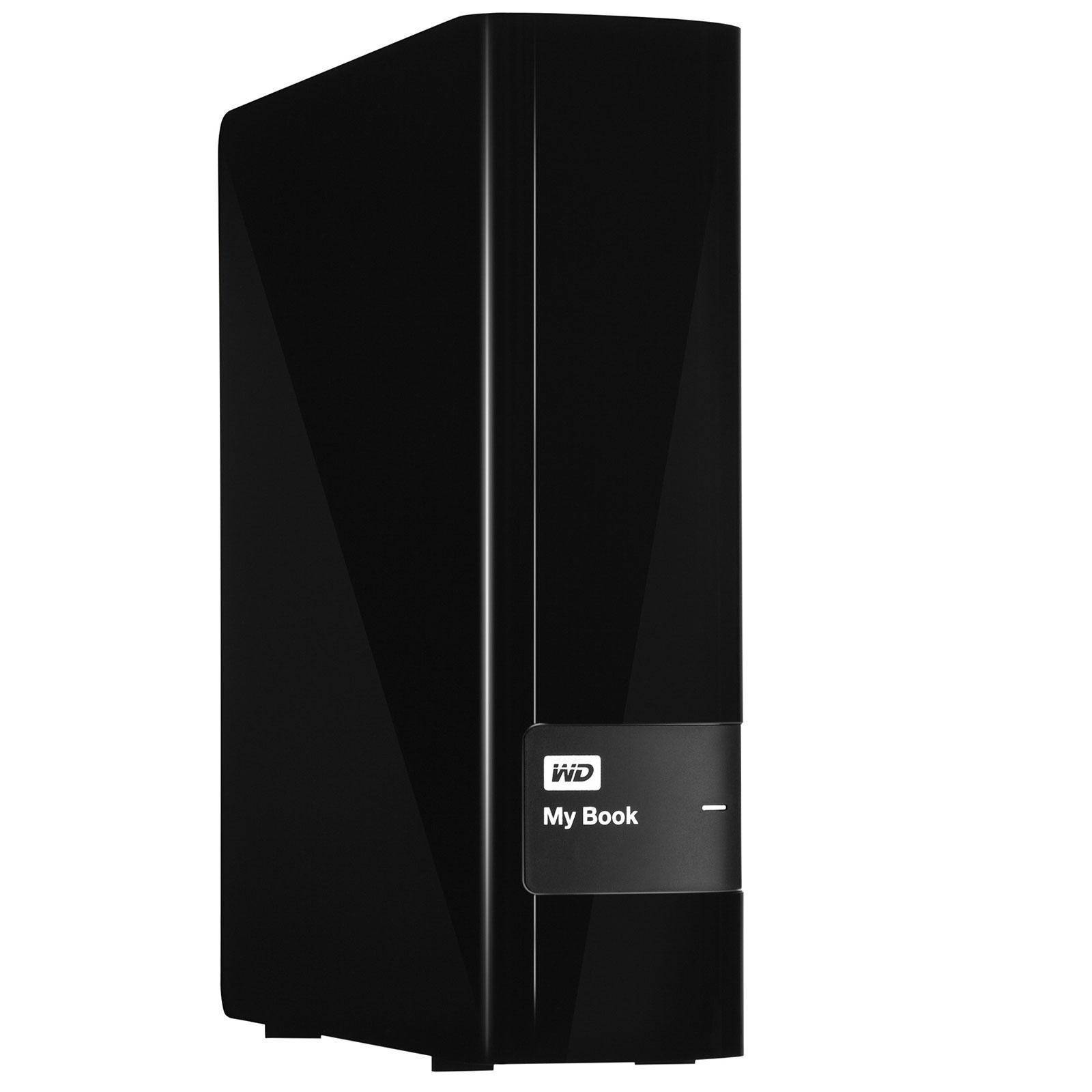 Western Digital Disque dur externe WD My Book 4 To (USB 3.0) pour Mac