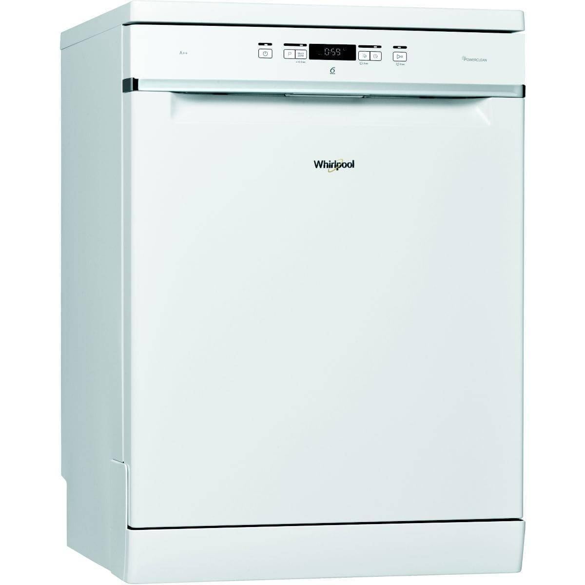 Whirlpool Lave-vaisselle 60 cm WHIRLPOOL WFC 3C26P 14 couverts
